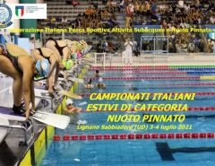 Finswimming Italian Championships for Age 2021, Finswimmer Magazine - Finswimming News