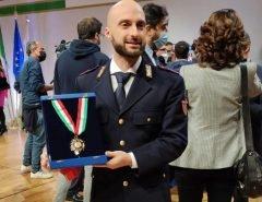 """Stefano Figini won the Italian prize """"Collare d'Oro"""", Finswimmer Magazine - Finswimming News"""