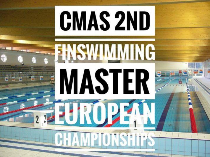 2nd Master Finswimming European Championship, Finswimmer Magazine - Finswimming News